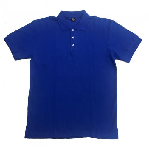 POLO衫(藍色)