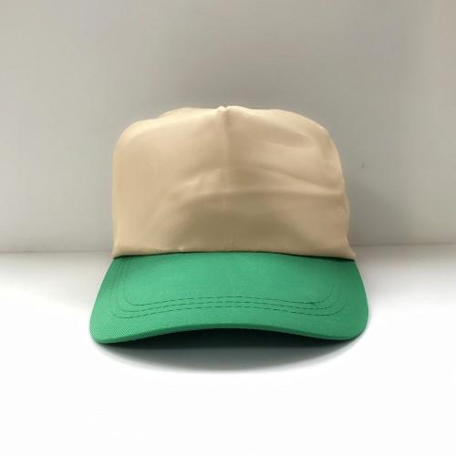 帽子(卡其頂綠眉)