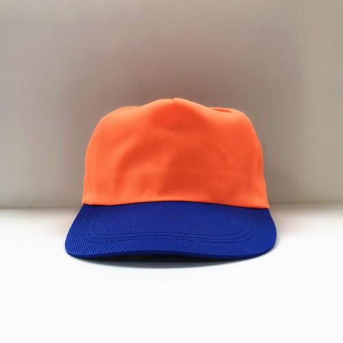 帽子(橘頂藍眉)