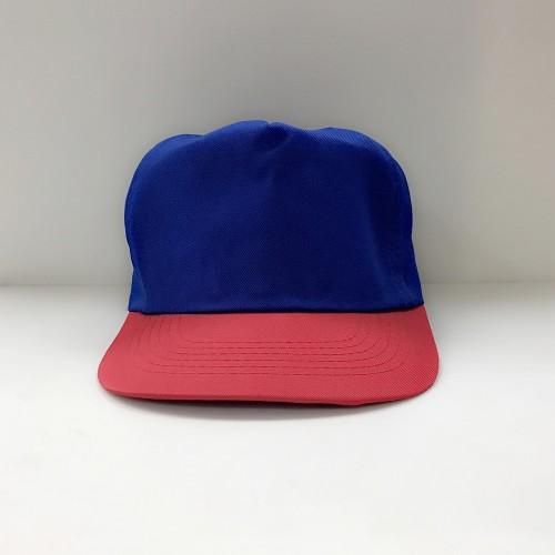 帽子(藍頂紅眉)
