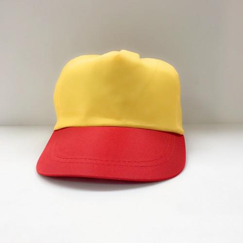 帽子(黃頂紅眉)