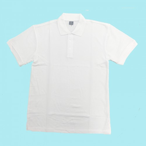POLO衫(白色)